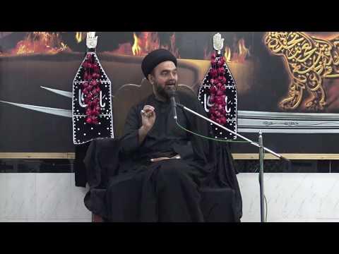 [Majlis 1] Shahadat Imam Hasan (as)   H.I Syed Muhammad Ali Naqvi   27 Safar 1440 - Urdu