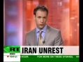 How Western media backs the election riots in Iran - 24 Jun 09 - English