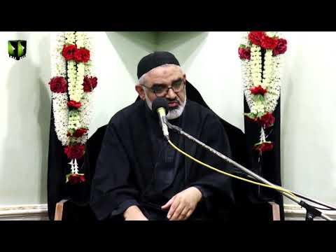 [Majlis 1] Ayam e Fatimia(s.a)   H.I Ali Murtaza Zaidi - Urdu