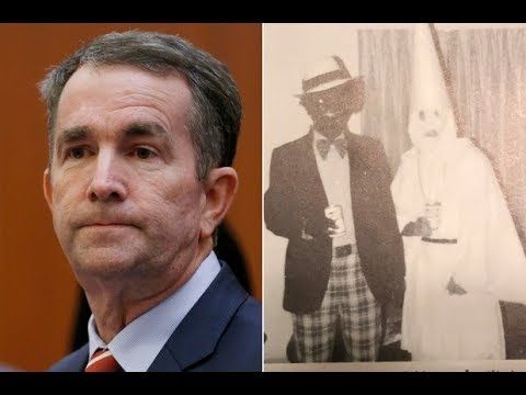 [03 Feb 2019] Virginia governor urged to leave office over racist photo - English