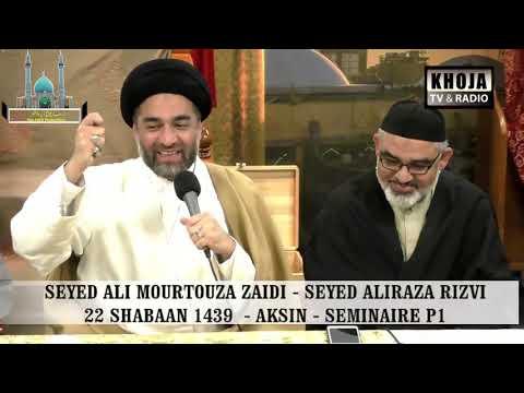CLIP   شیعت کے خلاف داخلی سازشیں   Hujjat ul Islam Maulana Syed Ali Raza Rizvi   Urdu