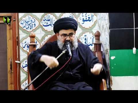 [Majlis 4] Topic: Fadak Sanad Haqaniyat Ahlebait (a.s) | H.I Ahmed Iqbal Rizvi - Urdu
