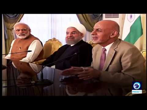 [27 Feb 2019] Afghanistan sends its first export consignment to India through Iran - English