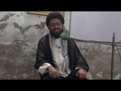 [Majlis] Topic: Seerat e AbuTalib (as)   H.I Sadiq Raza Taqvi - Urdu