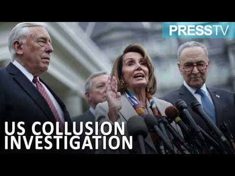 [23 March 2019] Pelosi, Schumer: Attorney General must not give W.H. sneak preview of Mueller report' - English