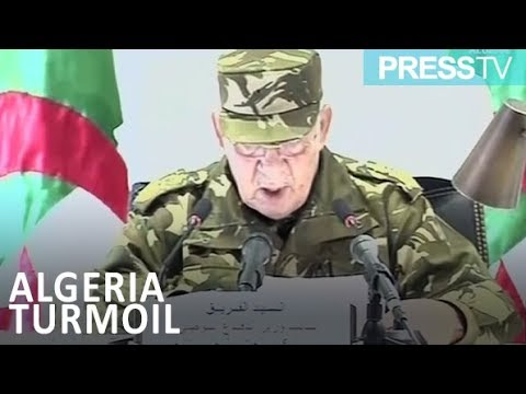 [31 March 2019] Algerian army renews call to declare pres. Bouteflika unfit for office - English