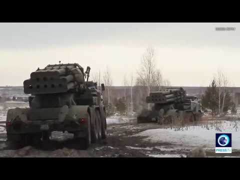 [2 April 2019] Large-scale artillery drills held in Russia's Chelyabinsk region - English