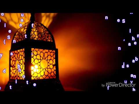 The Blessed Month of Shaban-english