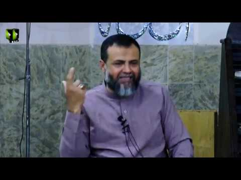 [Fikri Nashist]  Current Affairs - حالات حاضرہ | Janab Naqi Hashmi | 13 April 2019 - Urdu