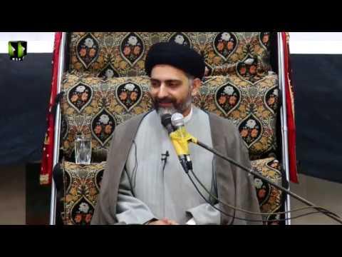 [3] Topic: Muntazir Say Muntazar Tak Ka Safar   Moulana Nusrat Bukhari - Urdu