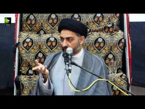 [4] Topic: Muntazir Say Muntazar Tak Ka Safar   Moulana Nusrat Bukhari - Urdu