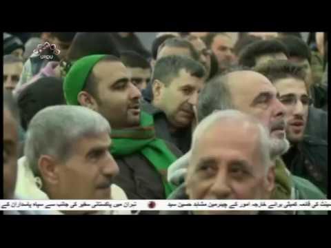 [21Apr2019] امام مہدی عج کا یوم ولادت باسعادت  - Urdu