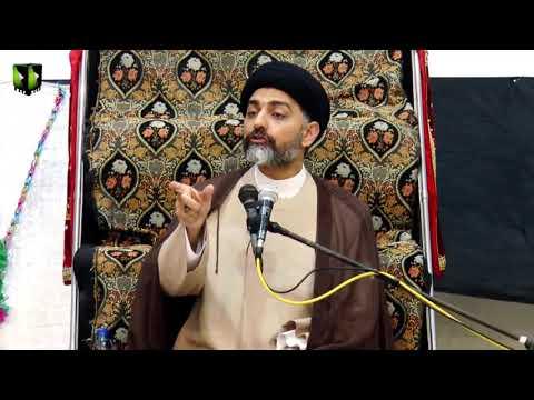 [5] Topic: Muntazir Say Muntazar Tak Ka Safar   Moulana Nusrat Bukhari - Urdu