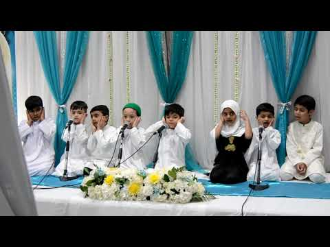 Affinity with the Holy Quran 2018 | Boys Group - Arabic