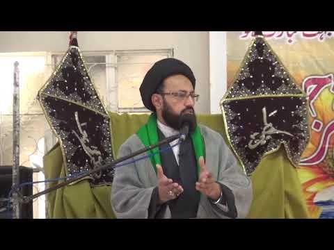 [Lecture] Topic: Rehmat e Khuda ka Mazhar   H.I Sadiq Raza Taqvi - Urdu