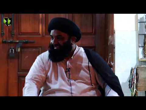 [4] Topic: Falsafa-e-Ghaibat - فلسفۂ غیبت   H.I Kazim Abbas Naqvi - Urdu