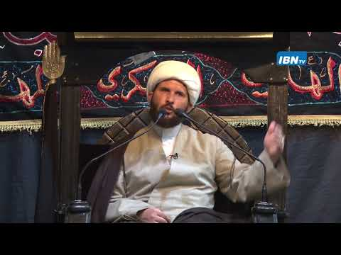 Wafat Hz Abu Talib as   1439   Shk Hamza Sodaghar - English