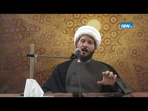 03 Session   Child Upbringing The Islamic Way   Shk Hamza Sodaghar - English