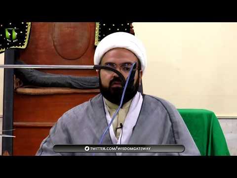 [Lecture 1] Topic: مہدویت ۔ معرفتِ امام زمان |  H.I Ali Asghar Saifi | Mah-e-Ramzaan 1440 - Urdu