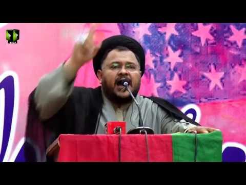 [Youme Murdabad America] Speech: Moulana Nazir Taqvi | 16 May 2019 - Karachi - Urdu