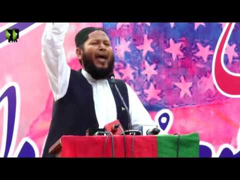 [Youme Murdabad America] Speech: Janab Aqeel Anjum   16 May 2019 - Karachi - Urdu