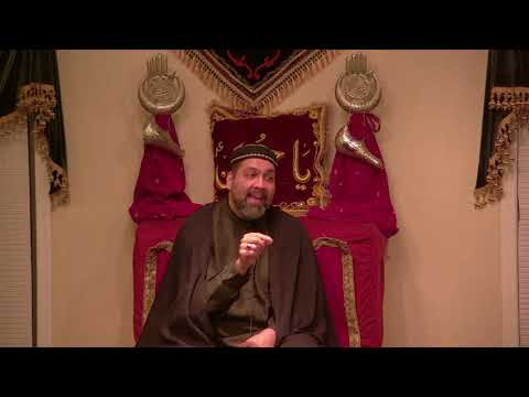 [11] The Privilege Of Faith - Maulana Asad Jafri - 12th Ramadan 1440AH - English