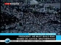 Speech by Ahmadinejad in Mashad - Part 2 - 16Jul09 - English