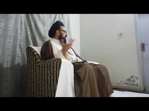 [1] Topic:  Dua e Iftitah - دعا افتتاح | H.I Sadiq Raza Taqvi - Urdu