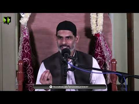 [2] Tafser Surah Yaseen | Moulana Mubashir Zaidi | Mah-e-Ramzaan 1440 - Urdu