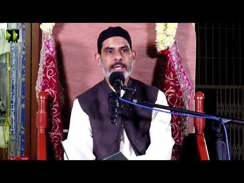 [5] Tafser Surah Yaseen | Moulana Mubashir Zaidi | Mah-e-Ramzaan 1440 - Urdu