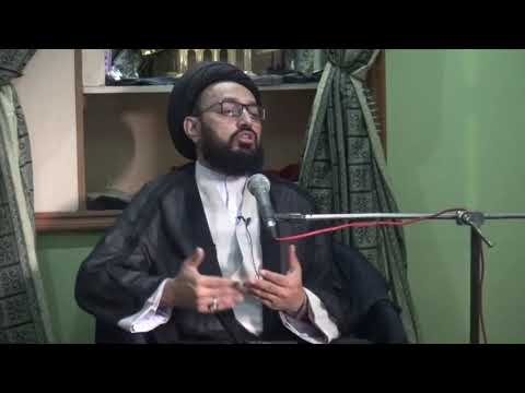 [Majlis] Topic: Bistar-e-Shahadat Say Wasiyat-e-Ali (as)   H.I Sadiq Raza Taqvi - Urdu