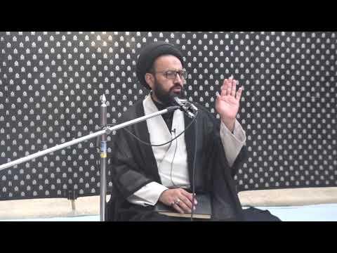 [Majlis] Wilayat-e-Ali (as) Say Wilayat e Imam Zamana Tak kay Taqazay| H.I Sadiq Taqvi - Urdu