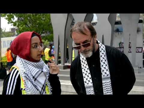 [Interview] Ali Mallah | Annual Walk for Al Quds 2019 | Toronto, Canada - English