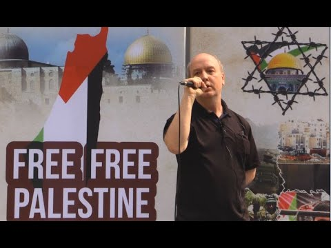 Br. Stephen Ellis - Toronto Al-Quds Rally 2019 - English