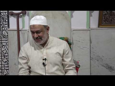 Khuda Faramoshi - Dars 04 I Mahe Ramadhan 1440 : H. I. Moulana Agha Mujahid Hussain - Urdu