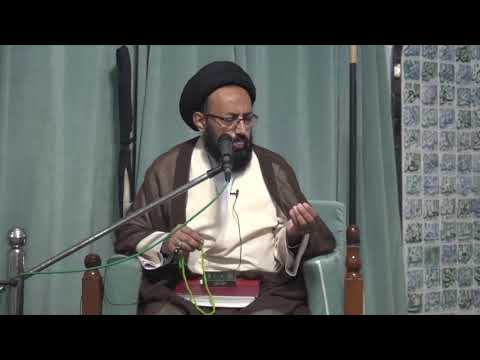 [Lecture] Topic: Aytikaf   H.I Sadiq Raza Taqvi - Urdu