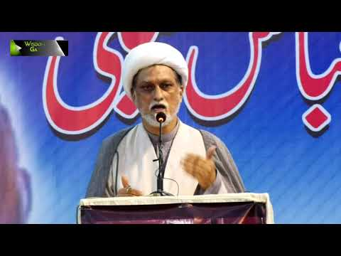 [Majlis-e-Tarheem] Essal-e-Sawab Allama Dr. Abbas Kumaili | Speech: H.I Aqeel Mosa - Urdu