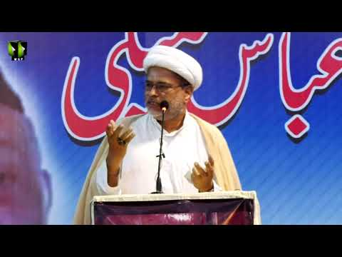 [Majlis-e-Tarheem] Essal-e-Sawab Allama Dr. Abbas Kumaili   Speech: Moulana Naeem ul Hasan - Urdu