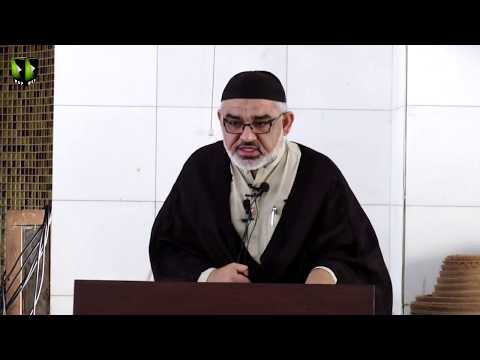 [ Friday Sermon ] H.I Syed Ali Murtaza Zaidi | 12 July 2019 - Urdu