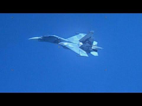 [22 July 2019] Watch: US plane intercepted by Venezuelan aircraft - English