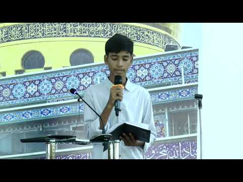 [Nasheed] Umeed e Inqilab e Noor | Certificate Distribution Ceremony | 04 Aug 2019 - Urdu
