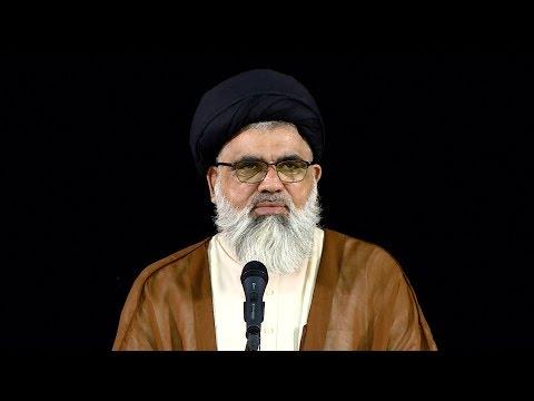 [Clip] Khutba-e-Roz-e-Juma Jamia Orwatul Wusqa 17 August 2018 Lecture number 064 - Urdu
