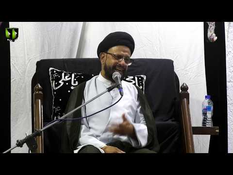 03] Topic: Accept Islam As A Challenge | H I Syed Zaki Baqri