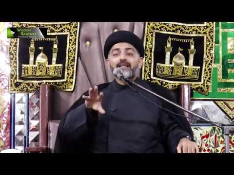 [01] Topic: Aza Wa Muhibaan-e-Aza | Moulana Nusrat Bukhari | Muharram 1441 - Urdu
