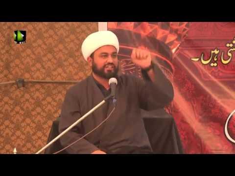 [01] Topic: Marifat e Imamat   Moulana Mohammad Ali Fazal   Muharram 1441 - Urdu