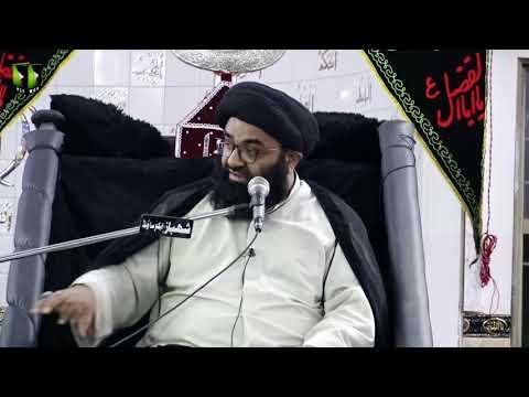 [01] Topic: Maqsad e Karbala Aur Ahad e Hazir | H.I Kazim Abbas Naqvi | Muharram 1441/2019 - Urdu