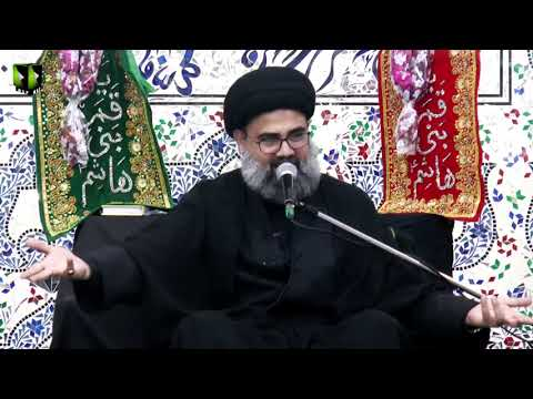 [02] Topic: Ahya-e-Deen Wa Imamat| H.I Ahmed Iqbal Rizvi | Muharram 1441/2019 - Urdu