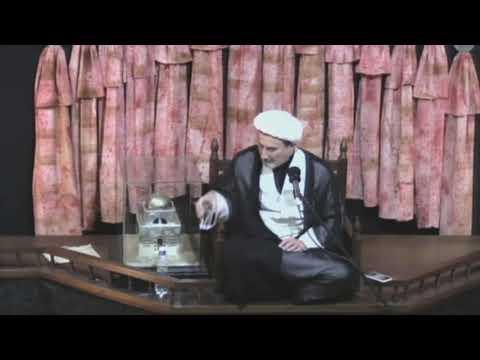 [2nd Night] Topic:Imam Hussain A.S A caller to Allah SWT | Shaykh Mansour Leghai | Muharram 1441/2019 English