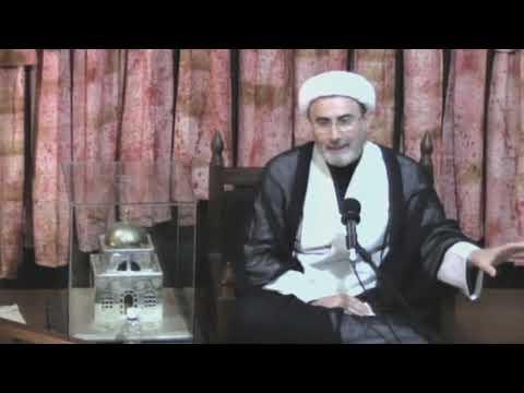 [3rd Night] Topic: Imam Hussain A.S A caller to Allah (SWT) Shaykh Mansour Leghai | Muharram 1441/2019 English