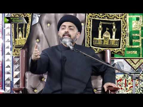 [02] Topic: Aza Wa Muhibaan-e-Aza | Moulana Nusrat Bukhari | Muharram 1441/2019 - Urdu